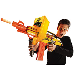 NERF n-Strike Stampede ECS blaster